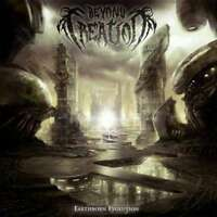 Beyond Creation - Earthborn Evolution Nuevo CD