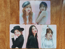 (G)I-DLE gidle Fromis_9 Fromis9 RedVelvet Red Velvet Photo Card SET Unofficial