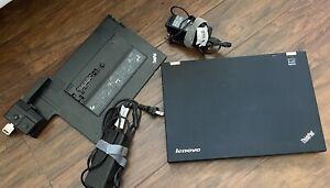 Lenovo Thinkpad T420 Laptop Core i5 2 5GHZ 8GB 160GB Windows 10 DVDRW LED Webcam