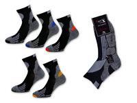 1 bis 8 Paar Outdoor Sport Socken Fuktions Socken Damen & Herren Laufsocken