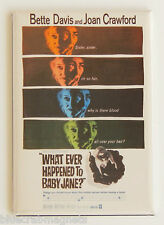 What Ever Happened to Baby Jane? FRIDGE MAGNET (2 x 3 inches) movie poster