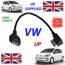 VW UP MDI 000051446L LONG LENGTH iPhone iPod in car Cable replacement