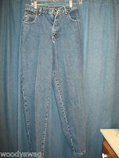 NY Jeans Size 10 Easy Average 100% Cotton Pre Owned Jean