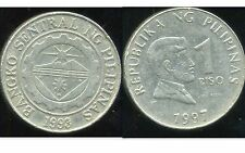 PHILIPPINES 1 piso 1997