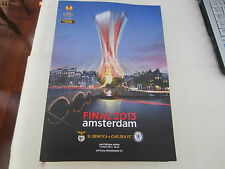 2012-13 EUROPA LEAGUE FINAL SL BENFICA v CHELSEA FC