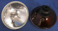 """2 x JAGUAR LHD Halogène H4 7 """"Tête Lampe + côté lumière XJ6 Série 3 DS420 s8001"""