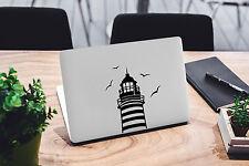 Lighthouse Decal for Macbook Pro sticker vinyl air mac 13 15 11 laptop skin fun