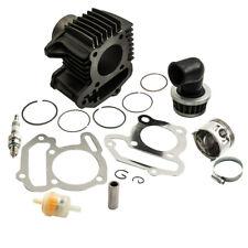 Cylinder Piston Gasket Top End Kit Set 1985-2001 for Yamaha Badger 80 YFM80 80G