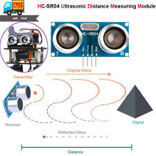 10PC Ultrasonic Sensor Module HC-SR04 Distance Measuring Sensor for arduino SR04