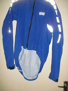Gore bike wear windstopper jacket size medium