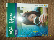 New AQA Science GCSE Biology Revision Guide by Niva Miles, Nigel English (Paperb