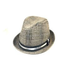 D&Y David & Young Homburg Style Wool Blend Hat EC