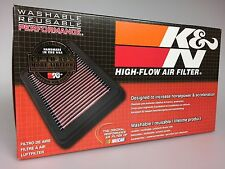 Sportluftfilter Luftfilter K&N K+N für smart fortwo Typ 451 ab 2007