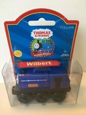Thomas Train WILBERT & friends wood engine magnetic NEW IN BOX locomotive