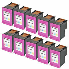 10 CH562WN Color Ink Cartridge for HP 61 Deskjet 3051A 3052A 3054 Printer