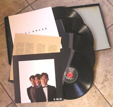 "Y.M.O. Yellow Magic Orchestra ""Sealed"" 4x LP Box Set OOP NM Ryuichi Sakamoto YMO"