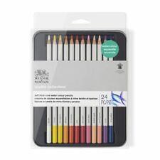 Winsor & Newton Studio Collection Water Colour Pencils 24 Set