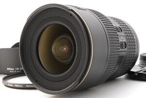 MINT/ Nikon AF-S NIKKOR 16-35mm F4 G ED VR Lens from Japan #1317