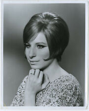 Original 1969 Barbra Streisand Hello, Dolly! Publicity Still Photograph Vintage