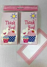 Tallon Just to Say 16 Invitation Card and Envelopes Girl in 4 Assorted Design One 4392