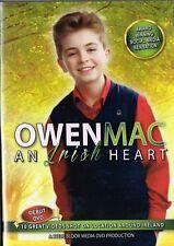 """OWEN MAC Brand New REGION 4 DVD - """"AN IRISH HEART"""" -  Irish Country Music DVD"""
