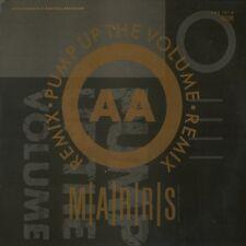 "Marrs - Pump Up The Volume (Remix) (Vinyl 12"" - 1987 - UK - Original)"