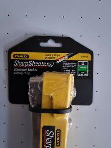 Stanley STA0PHT150 Hammer Tacker Stapler Carpet Upholstery Roofing Staple Gun