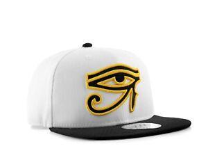 True Heads Snapback Eye of Horus Egypt Baseball Cap