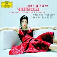 VIOLETTA: ARIAS AND DUETS FROM VERDI'S LA TRAVIATA NEW CD