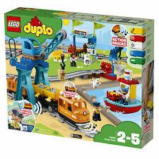 LEGO DUPLO 10875 Güterzug NEU OVP NEW SEALED Zug Eisenbahn Lokomotive