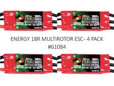 Hitec Energy Rotor 18 amp Brushless ESC (4 PACK)