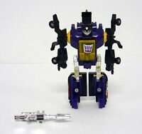 """TRANSFORMERS BOMBSHELL G1 Vintage Action Figure 5"""" Insecticon COMPLETE 1985"""