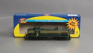 Athearn 96779 HO RTR CNJ/Dual Service RS3 Diesel Green & Yellow #1547 LN/Box