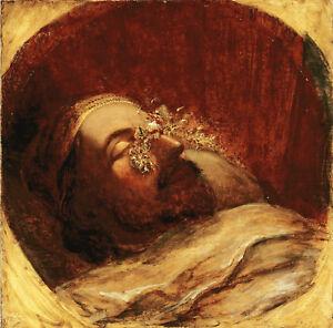 "GEORGE CRUIKSHANK ""Romeo, Juliet"" Shakespeare ART NEW various SIZES available"