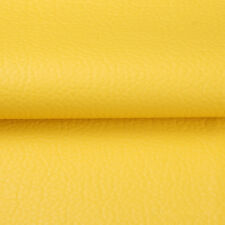 Solid PU Faux Leather Fabric Carpet Vinyl Car Interior Upholstery Bag Sheets