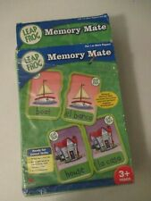 Leapfrog Bilingual Memory Mate Game English Spanish Homeschool Second Language