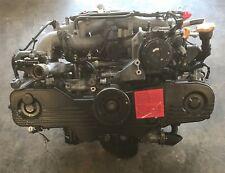 JDM Used 02-05 Subaru EJ20 SOHC W/EGR 2.0L Replacement Engine for Legacy