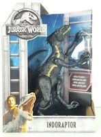 Jurassic World Fallen Kingdom INDORAPTOR Action Figure 2018 Dinosaur In Hand