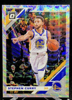 Stephen Curry 2019-20 Donruss Optic Fanatics Prizm #8 Golden State Warriors S1