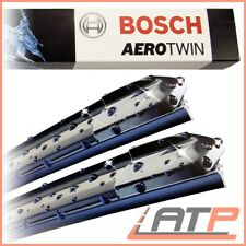 2x BOSCH WIPER BLADE AEROTWIN A933S FRONT AUDI A6 4B C5 +AVANT+ALLROAD 01-05