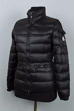 RARE Femme MONCLER BEA down jacket gilet manteau Piuma avec CERTILOGO taille 1 (S)