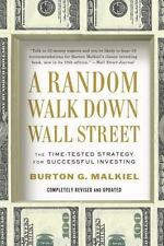 A Random Walk Down Wall Street: The Time-Tested Strategy for Successful