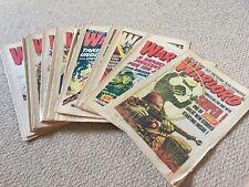 Warlord Comics 1975