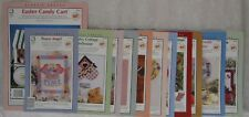 House of White Birches Plastic Canvas Books, Leaflets, Patterns, Sheets You Pick