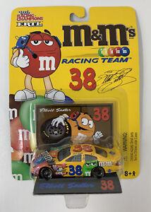 Racing Champions M&M's Racing Team Ertl #38 Elliot Sadler Race Car