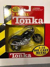 Tonka 2Wheeler 1:18 Scale Ducati Monsterdark Motorcycle