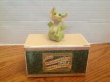 Playing Footsie Figurine & Box Whimsical World of Pocket Dragons by Real Musgave