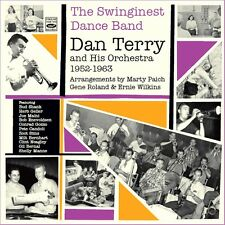 Dan Terry  THE SWINGINEST DANCE BAND - DAN TERRY & HIS ORCHESTRA 1952-1963