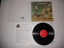 Journey Self-Titled Mint 1st USA PC 33388 '75 ARCHIVE MASTER Ultrasonic CLEAN