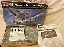 ProModeler Messerschmitt Bf 110G-4 1:48 Factory sealed PARTS !